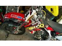 Crf 450 2008