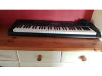 Casio electric keyboard. SOLD