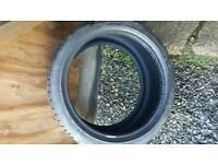 Bridgestone 245/35/18 run flat as new tyre