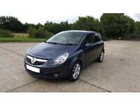 LONG MOT,2011 VAUXHALL CORSA 1.2 SXI,MANUAL,PETROL,BLUE,ALLOYS, 5 DOORS,HPI CLEAR,LOW MILES