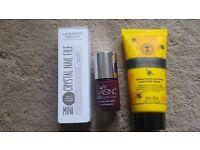Manicure Bundle - Leighton Denny, Neal's Yard & Nails Inc NEW