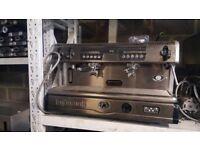 CAFE RESTAURANT LA SPAZIALE S5 EK 2 GROUP COFFEE, ESPRESSO MACHINE SINGLE PHASE ELECTRIC ITALIAN