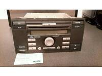 Original ford car stereo with code