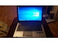 HP 8470p i7 Laptop