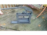 Block pave cutter