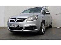 2006 | Vauxhall Zafira 1.9 CDTi 16v Design | Diesel | Auto | New Cambelt | 2 Former Keepers