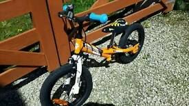 "Muddy Paws 14"" balance bike"
