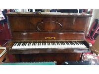 Henry Ward Piano