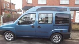 Fiat Doblo Campervan Conversion
