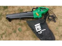 Power Base Leaf blower and Vacuum 1800w