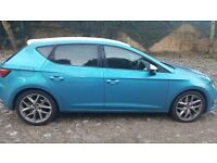 Seat Leon 2.0 TDI CR FR (Tech Pack) 5dr (start/stop)