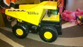 Awesome Tonka Dumper Truck