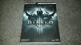 Diablo 3 Ultimate Evil Strategy Guide PS4 etc