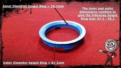Spigot Ring Size Determined