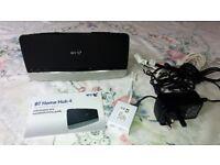 BT Home Hub 4 Broadband Router WIFI