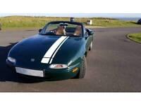 Mazda mx5 V-spec 1.6 92000 miles consider px or swap audi tt roadster