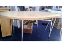 Fold away table - Free to collect