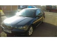 2003 bmw 320d compact swap / px or sell