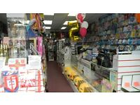 Gifts Shop for Sale - Harrow Area HA2 London