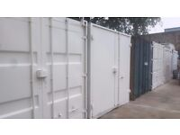 Container Self Storage. Just off J1 M74