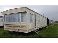 3 bed static caravan Whitstable - cheap