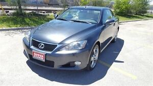 2010 Lexus IS350C premium pkg| nav|backup cam