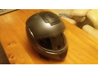 For free motorbike helmet XL