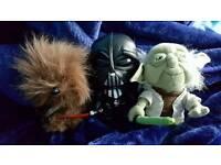 Star Wars Teddys
