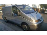 Renault Trafic 2007 57plate dc115
