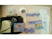DOUBLE BREAST PUMP (ELECTRIC) INC EXTRAS