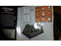 Vango Airaway awning, excellent condition.