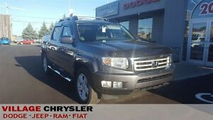2014 Honda Ridgeline Touring Nav, Leather, Pwr/Sunroof