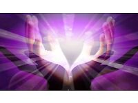 Reiki healing, Angel card readings