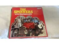 3 of The Spinners records