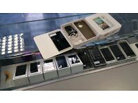 MINT condition Boxed UNLOCKED HTC One M8s - Silver - 16GB (receipt included)