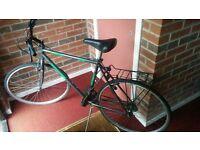 """Dunehill 22"""" Hybrid Bike for bargain"""