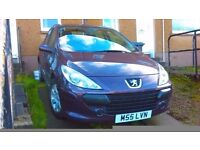SELLING COMPLETE CAR FOR SPARES ........... Peugeot 307 !!
