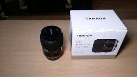 Tamron SP 45mm f1.8 di VC USD Lens ‑ Canon Fit