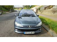 PEUGEOT 206 2005 HDI VERY ECONOMICAL NEW ALTENATOR AND BELTS STARTS AND DRIVES GREAT BARGAIN £495
