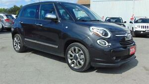 2015 Fiat 500L LOUNGE - NAV- SUNROOF- LEATHER - CAMERA