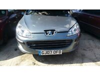 PEUGEOT 407 SW S HDI 2007- FOR PARTS ONLY