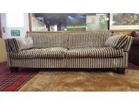 Elegant Duresta Hornblower Sofa