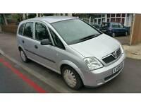 Vauxhall meriva 1.4 petrol 2005