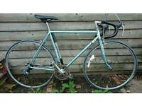 Raleigh Rapide Light Retro Road Bike - Upgraded