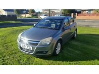 2005 54 vauxhall astra 1.7 cdti elite top spec leather trim full service records