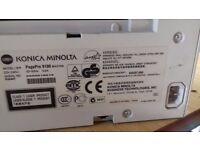 2 x Konica Minolta Pagepro 9100 printers