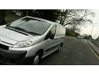 Citroen Dispatch lwb
