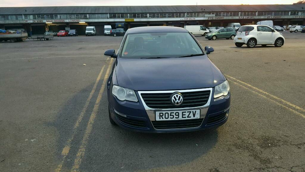 Volkswagen Passat 2.0 TDI new shape engine euro 5