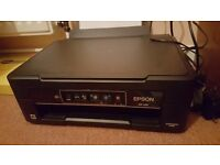 Printer scanner epson xp