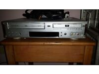 Dvd/ video player and recorder